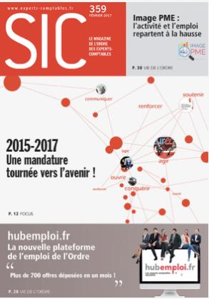 , Le SIC n° 359 de Février est en ligne !