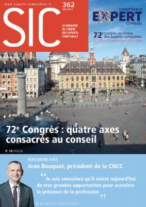 , Le SIC n°362 de Mai est en ligne !