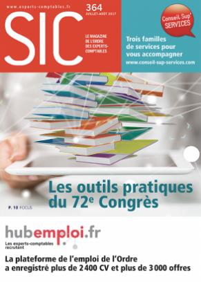 , Le SIC n°364 de Juillet-Août est en ligne !