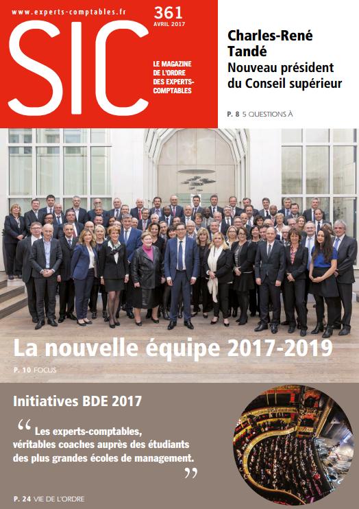 , Le SIC n°361 d'Avril est en ligne !