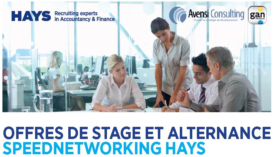 , Speednetworking Hays : 2ème édition