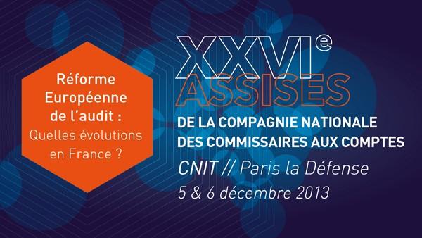 , L'ENOES AUX ASSISES DE LA COMPAGNIE NATIONALE DES COMMISSAIRES AUX COMPTES