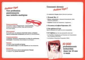 , Peut-on être auditeur légal et porter des lunettes rouges ?