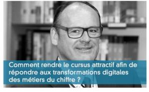 , Interview de Thierry CARLIER, Directeur de l'ENOES par Comptaonline