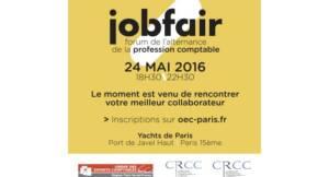 , JobFair : le forum de l'alternance de la profession comptable