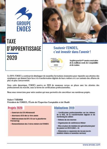 Taxe d'apprentissage, Taxe d'apprentissage