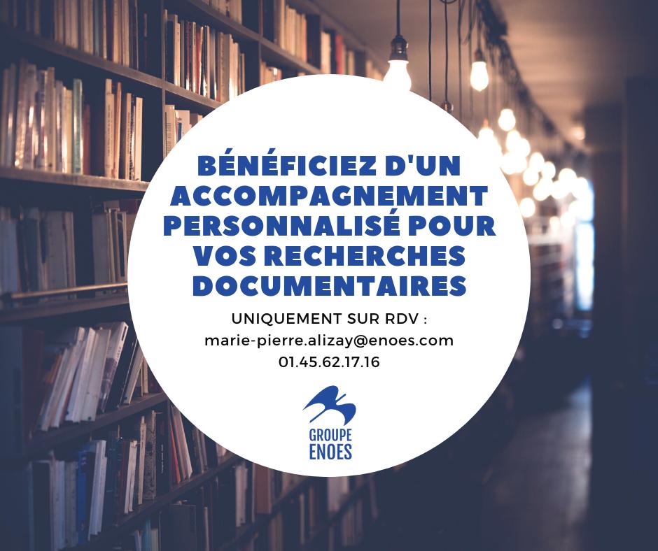 , Bibliothèque de l'ENOES – Nouvelle organisation